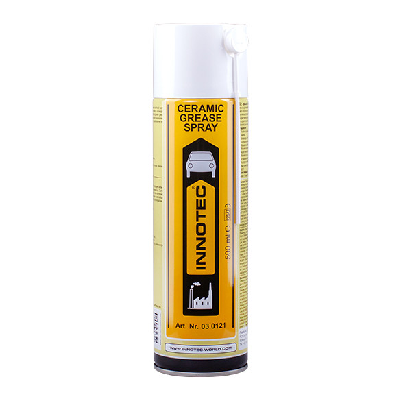 Ceramic Grease Spray