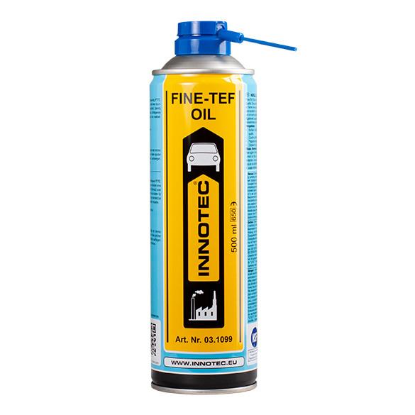 Fine-Tef Oil