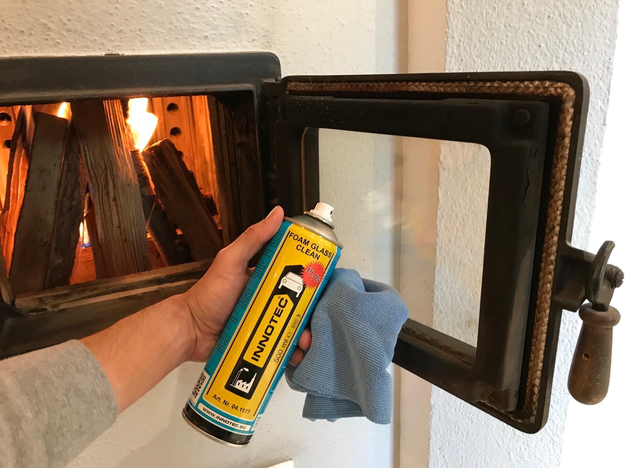 Foam Glass Clean Plus Reinigen Innotec Produkte Produkte