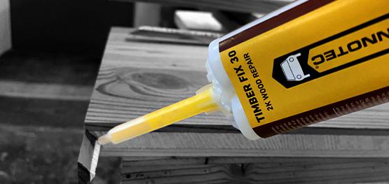 Der beste 2K-Holzreparatur-Kleber