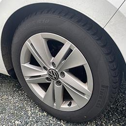 Perfekter Glanz für Deine Reifen